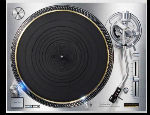 la nouvelle platine vinyl Technics SL1200-G