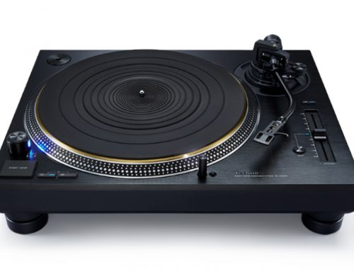 Technics annonce une nouvelle platine, la SL-1210G